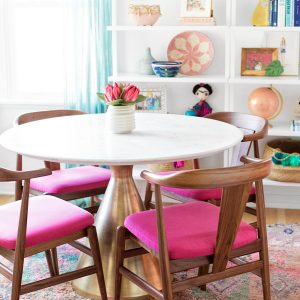 30 Round Dining Tables For Every Budget