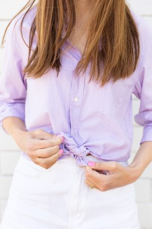 Seven Ways to Style A Button Down Outside the Office