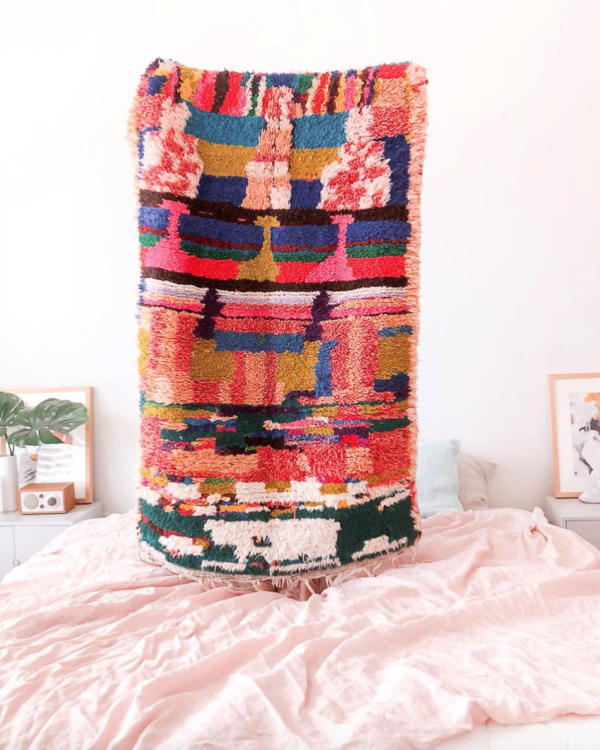 Where To Buy Colorful Vintage Moroccan Rugs