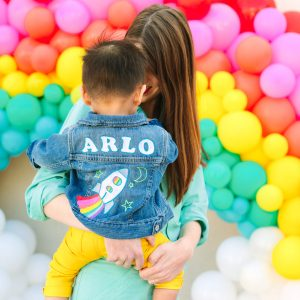 Arlo's To Infinity and Beyond First Birthday Party