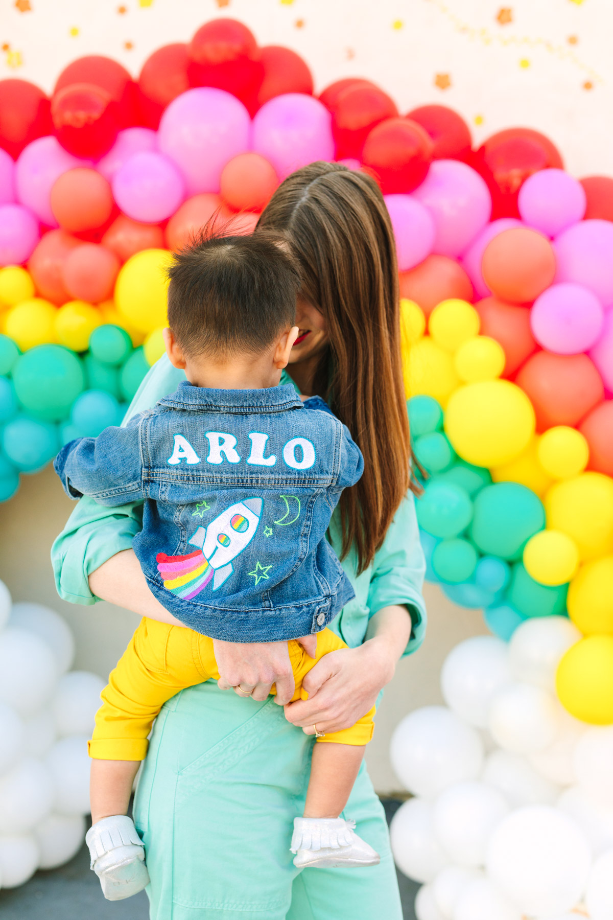 arlo s to infinity and beyond first birthday party studio diy