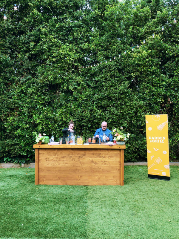 The Home Depot Garden to Grill Event
