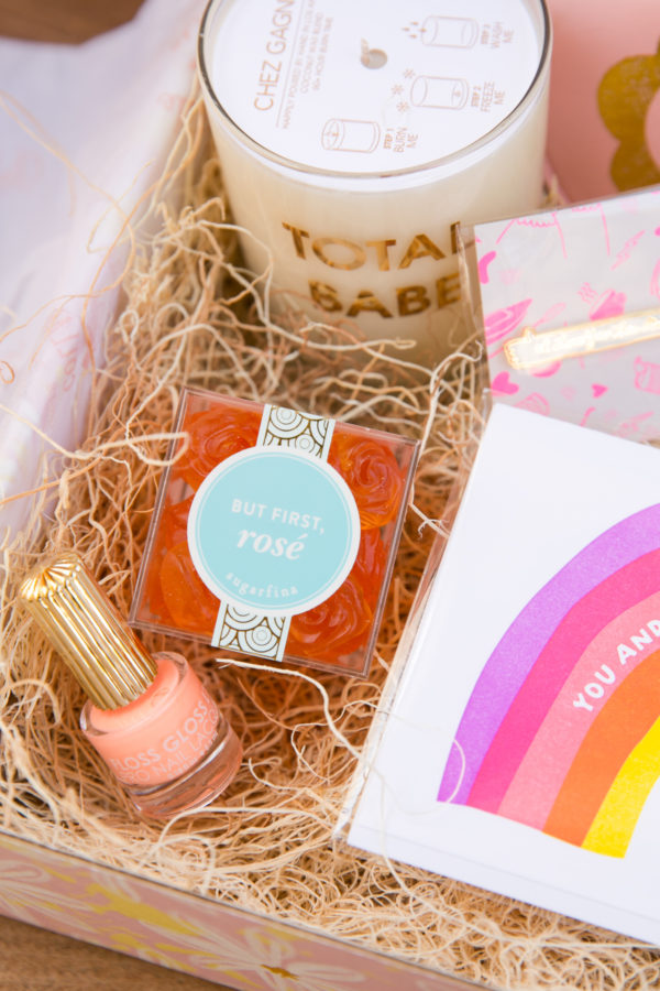 Studio DIY x Gratitude Collab Mother's Day Box for No Kid Hungry