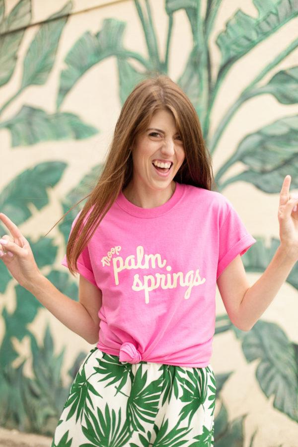Troop Palm Springs T-Shirt