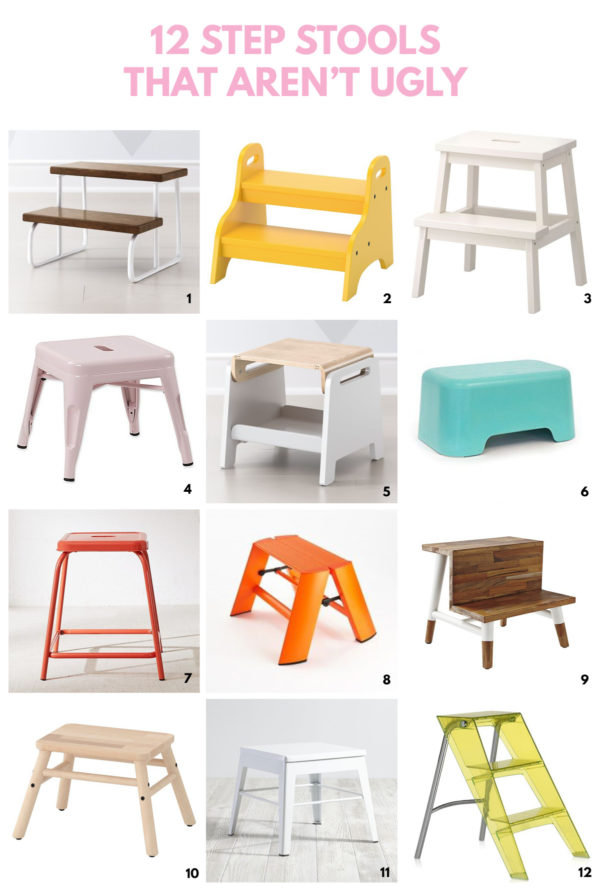 Groovy 12 Step Stools That Arent Ugly Studio Diy Gmtry Best Dining Table And Chair Ideas Images Gmtryco