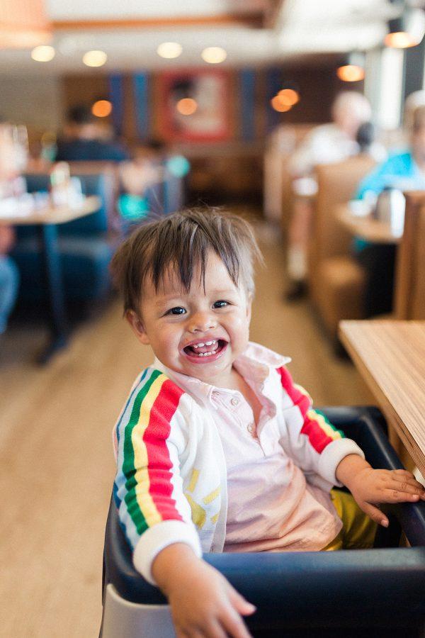 Rainbow Baby Sweater