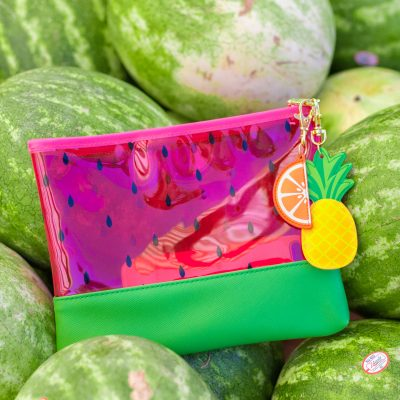Can't Clutch This Reveal: Watermelon Clutch