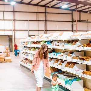 A Peek Inside the Shop Studio DIY Warehouse!