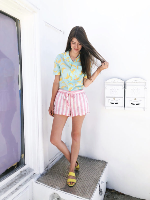 Colorful Summer Work Outfits