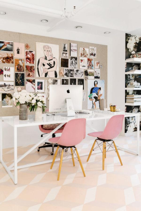 Studio DIY HQ: My Office Makeover Inspiration