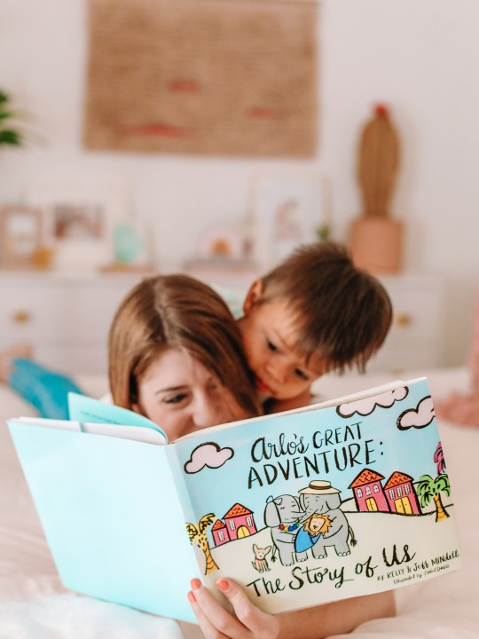 Arlo's Favorite Books Right Now (At 18 Months!)