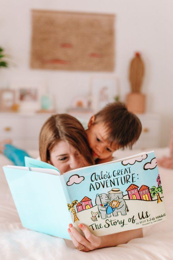 Arlo's Great Adventure Book