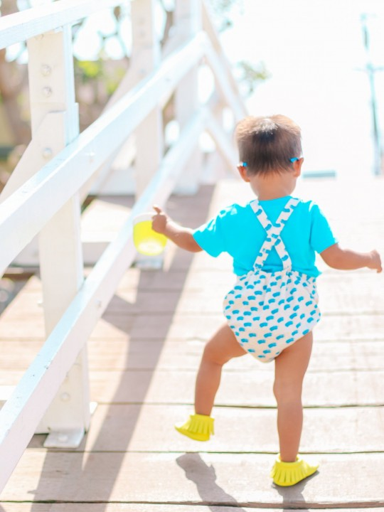 Family Day: The Venice Canals (+ Our Quick Tips For Photographing Toddlers)
