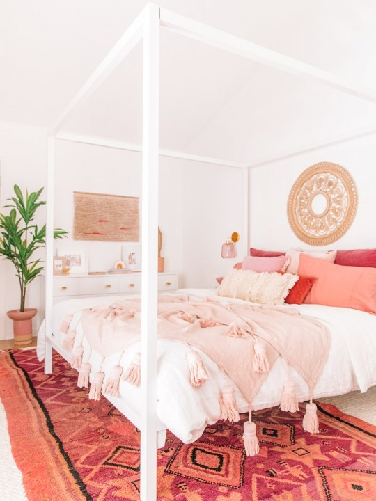 The Mindwelling: Our Main Bedroom Reveal!