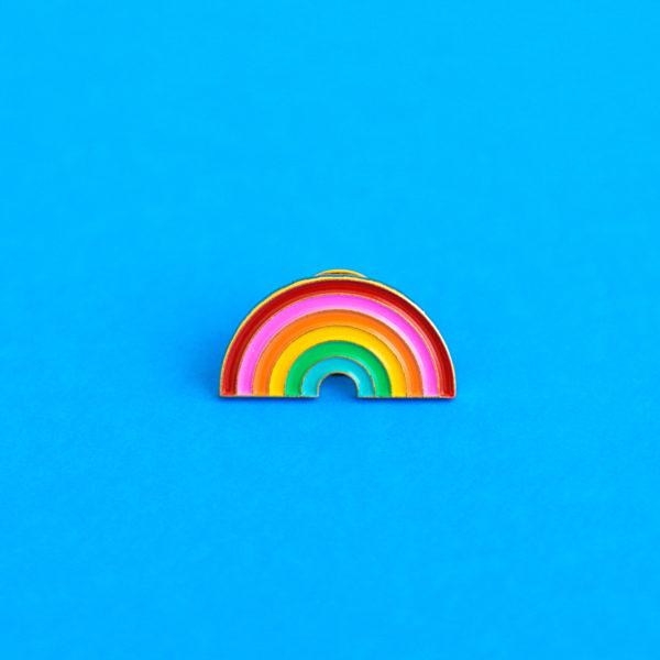 Rainbow Clutch