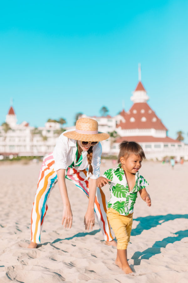 Our Family Weekend in Coronado