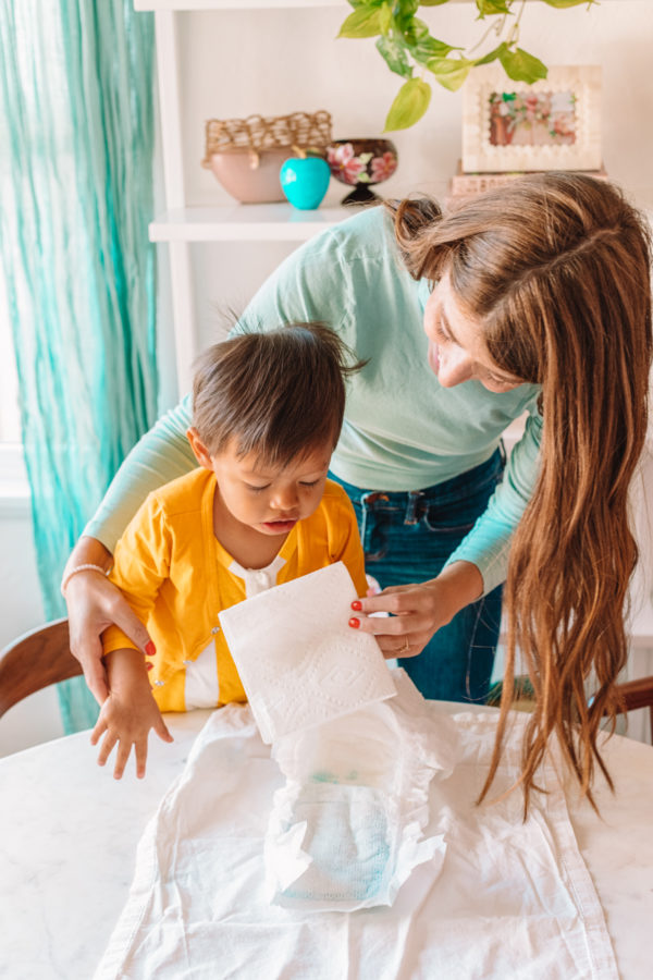 Pampers Pure Challenge