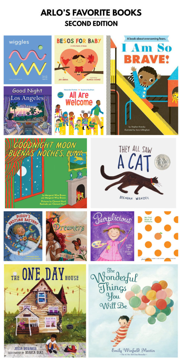 Our Favorite Books for Toddlers