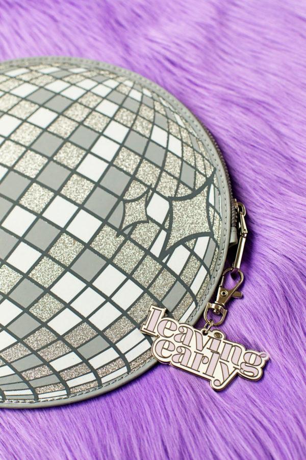 Disco Ball Clutch