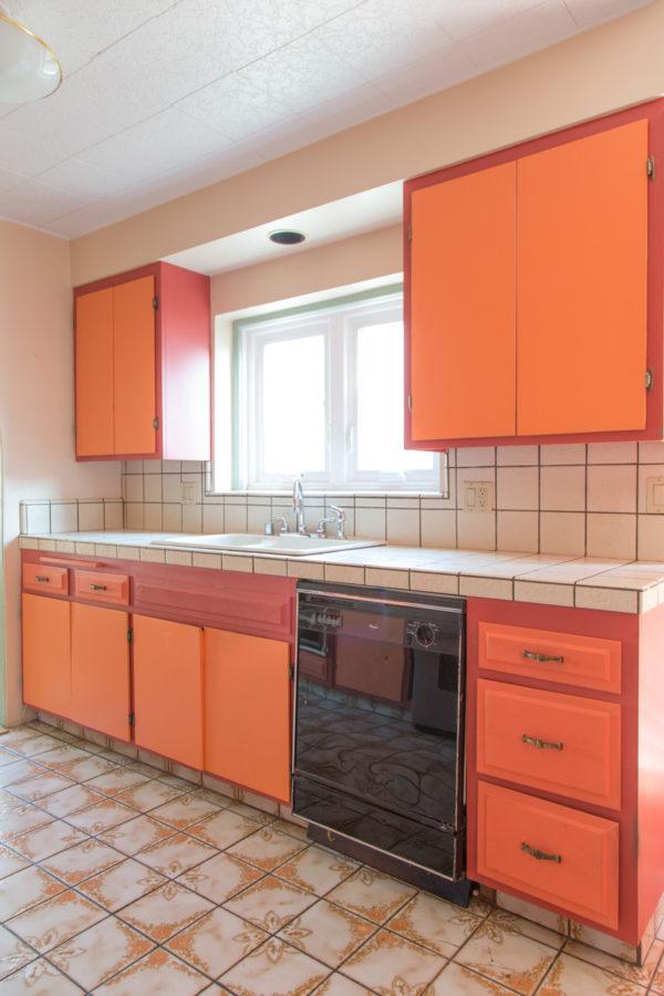 1930s Kitchen Renovation Plans