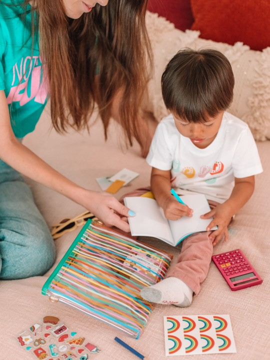 How To Make A Busy Clutch For Toddlers