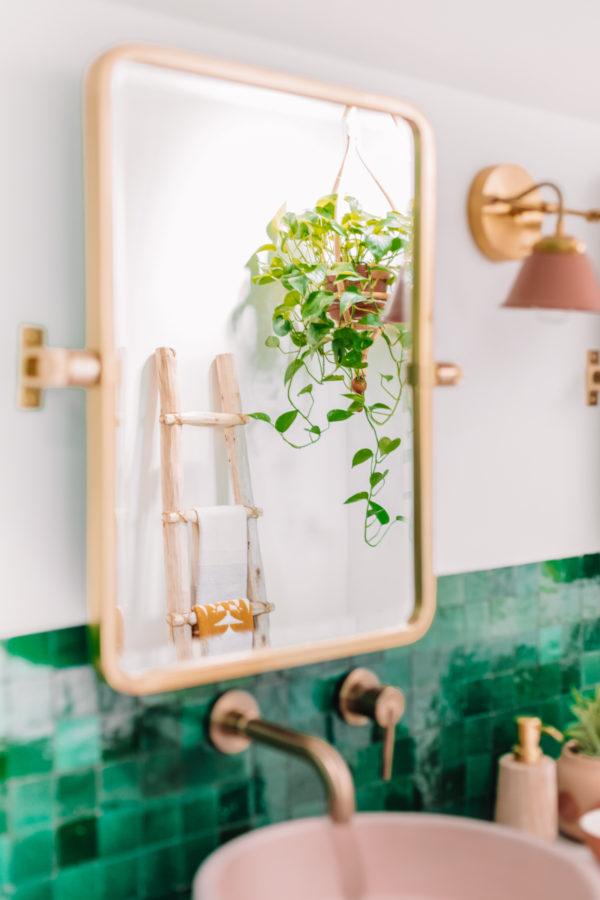 Bright Bohemian Bathroom Ideas