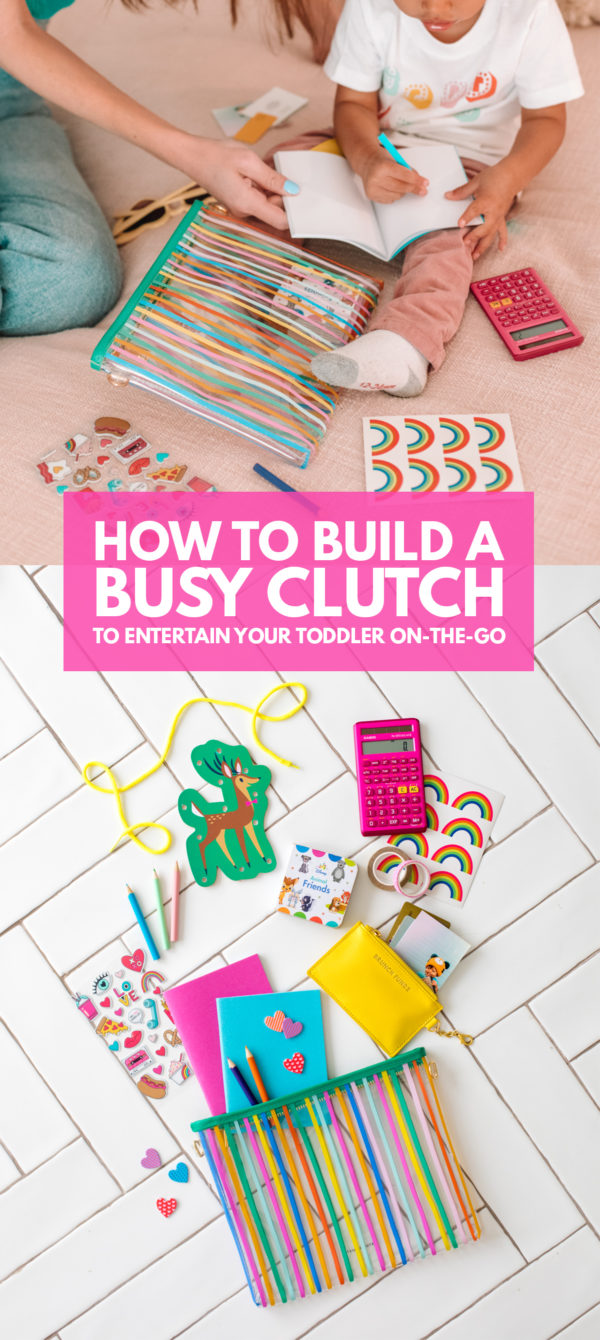Toddler Activities: How To Keep A Toddler Busy - Busy Clutch