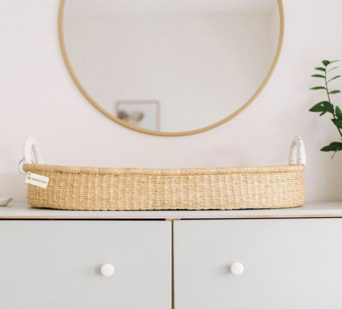 Design Dua Changing Basket