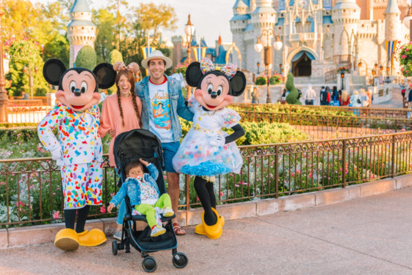 Tips for Disney World with Toddlers