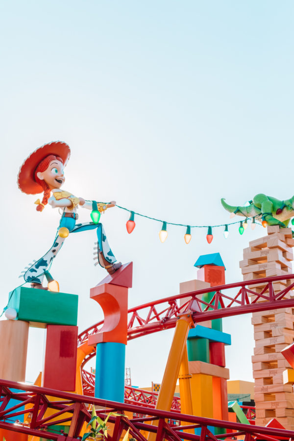 Toy Story Land in Disney World