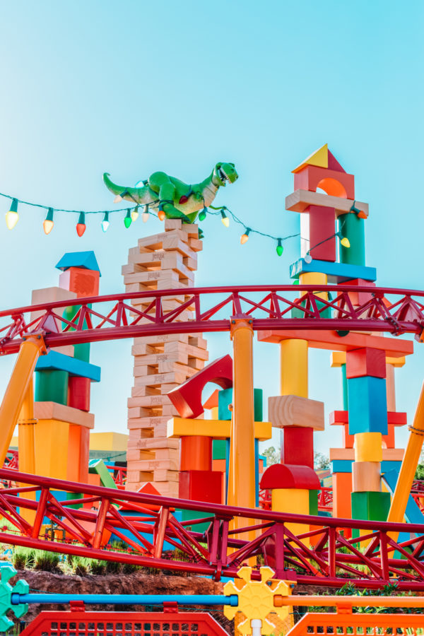 Toy Story Land with Toddlers