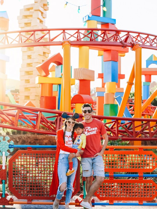 A Guide to Walt Disney World (with Toddlers!)