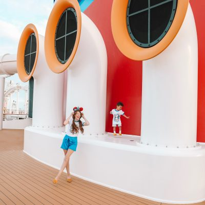 My Tips For A Disney Cruise (with Toddlers!)