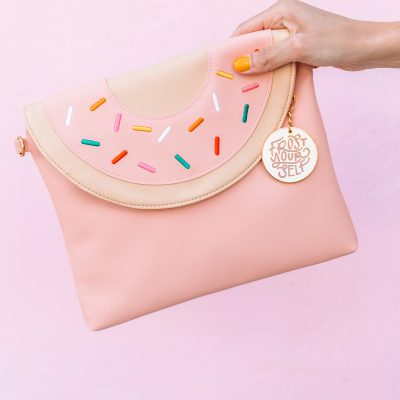 Can't Clutch This Reveal: Donut Clutch