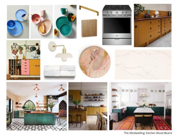 Mustard Kitchen Inspiration