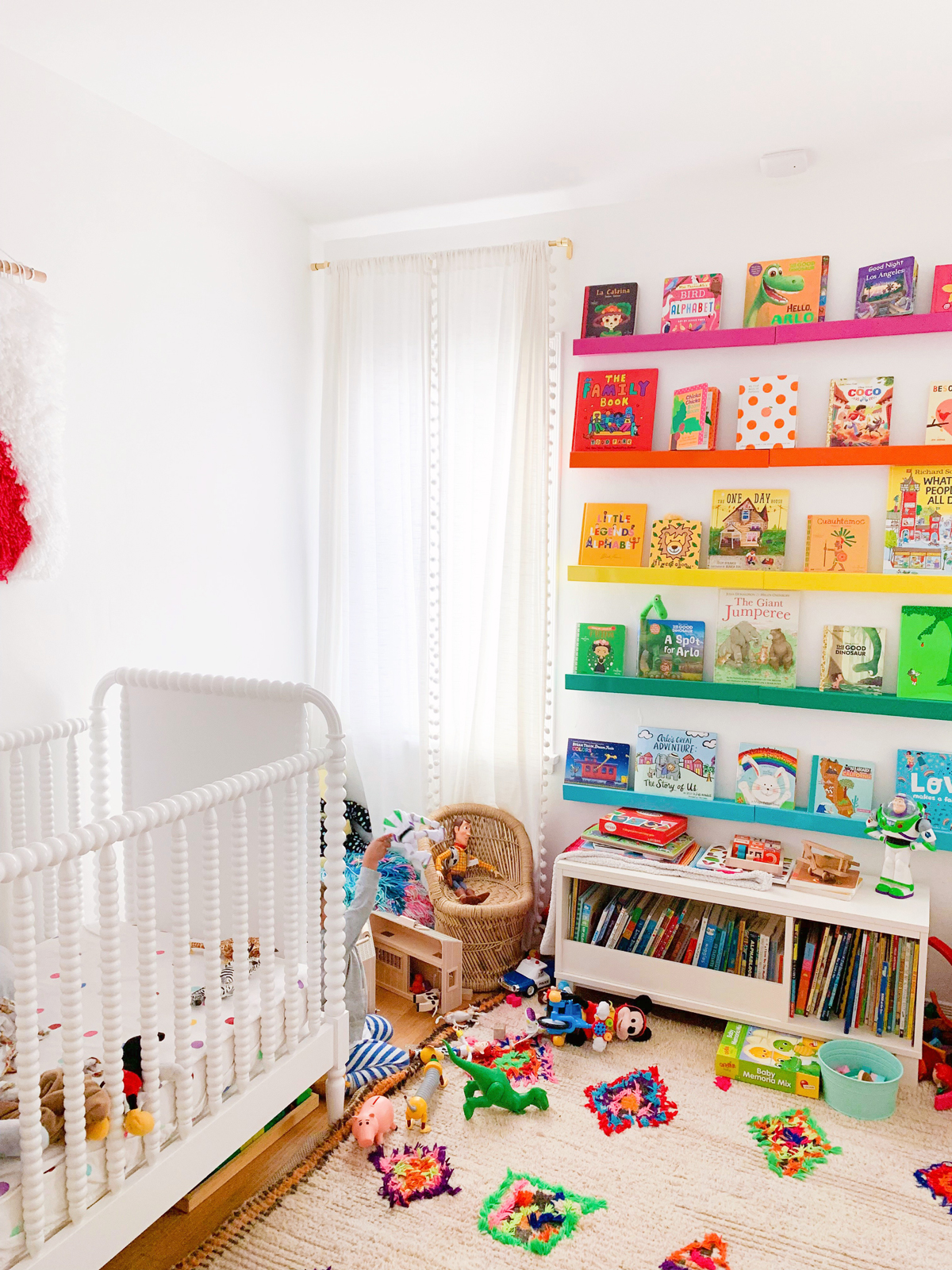 Questions About Going From One Nursery To Two... - Studio DIY