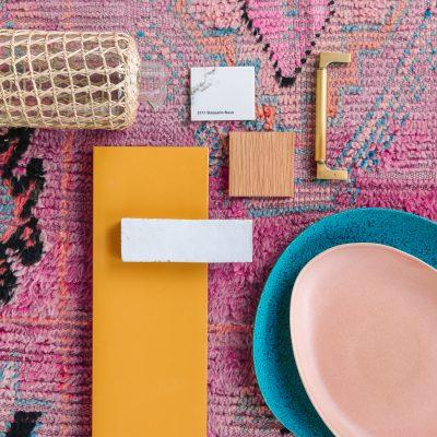 The Mindwelling: Kitchen Inspiration + Mood Board