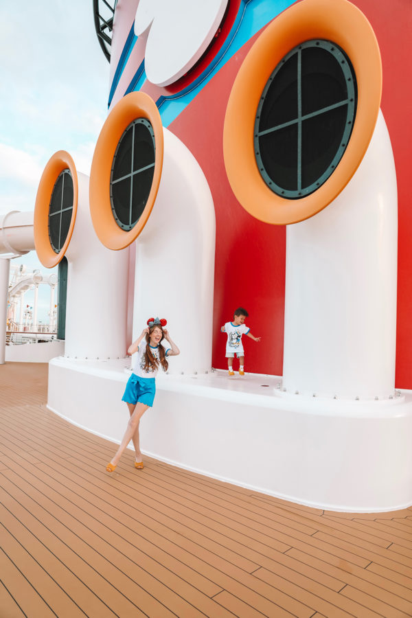 Disney Cruise Outfits - What To Pack