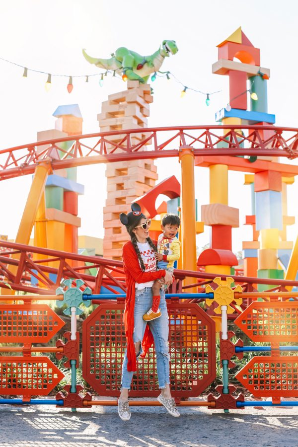 Toy Story Outfit Ideas for Disney World