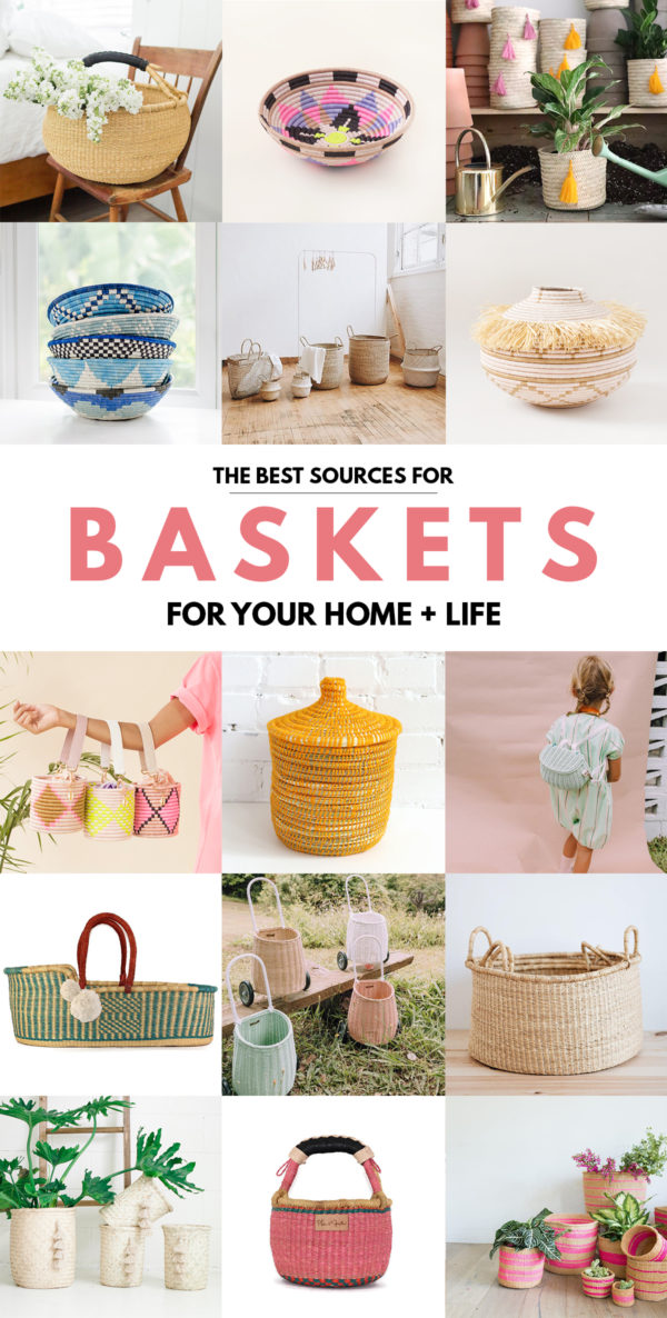 Where to Buy Baskets