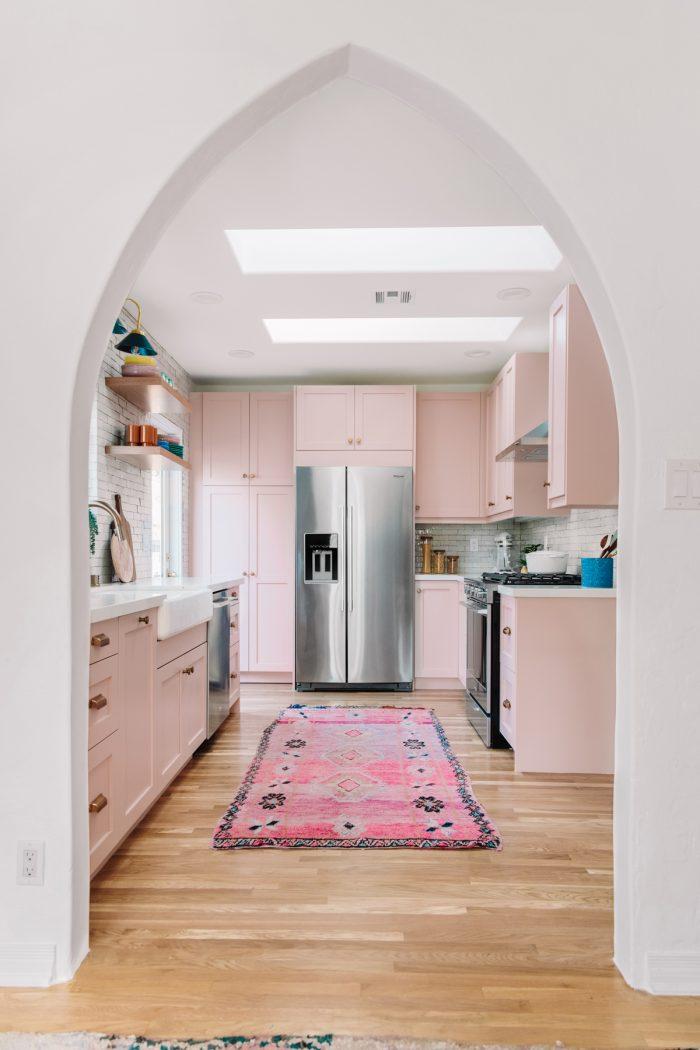 California Galley Kitchen Renovation