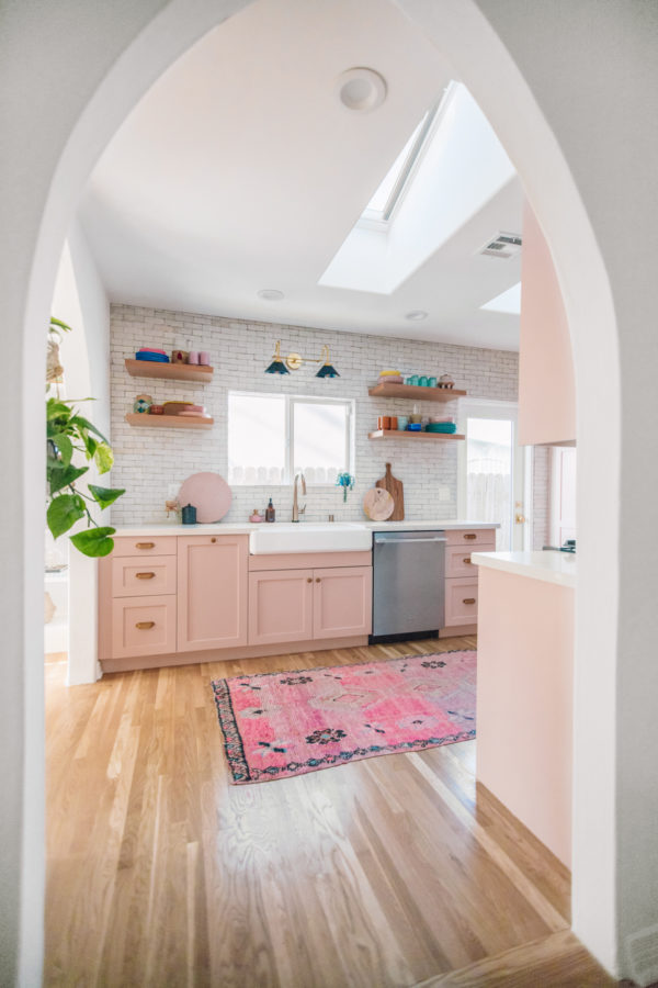 Bright Kitchen Renovation