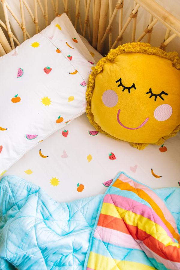 Sun Pillow - Studio DIY x Kip & Co