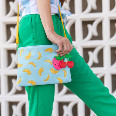 Can't Clutch This: Banana Clutch