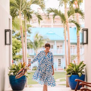 What I Wore This Week (Turks & Caicos Edition)