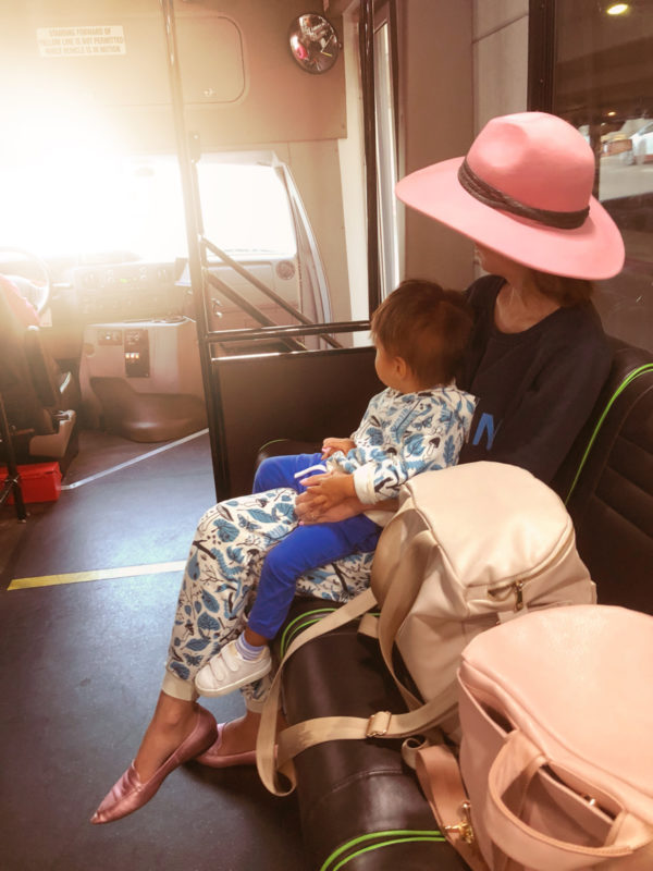 How To Survive Flying With A Baby or Toddler