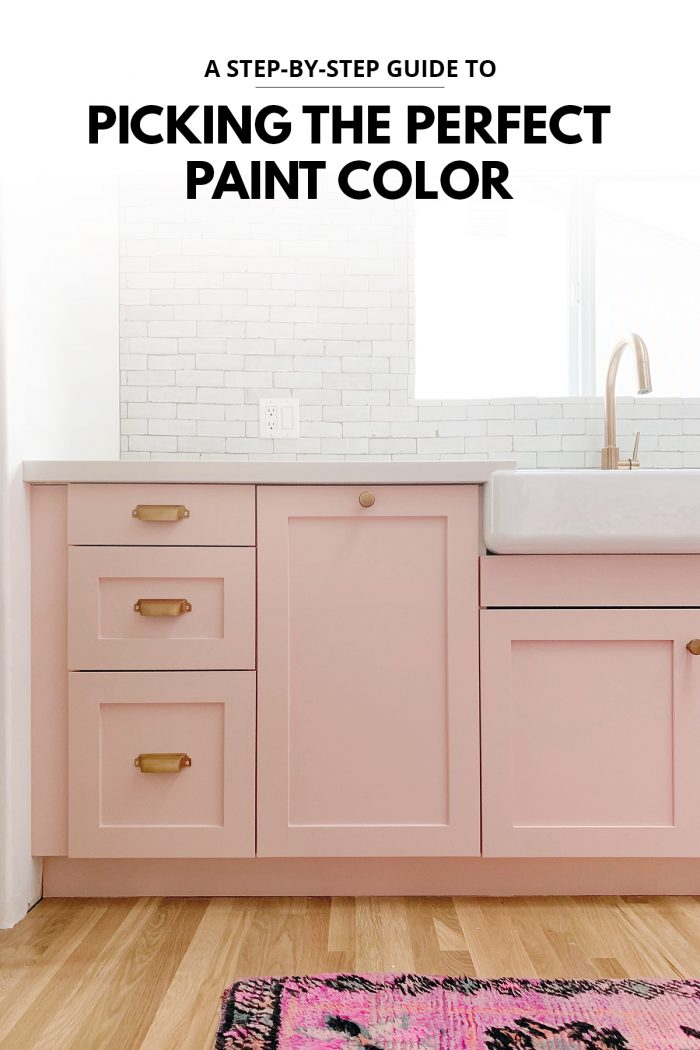 Guide To Picking the Right Paint Color