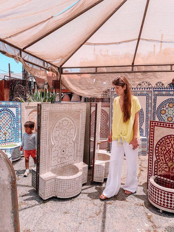 Bad Design Moroccan Furniture in Los Angeles