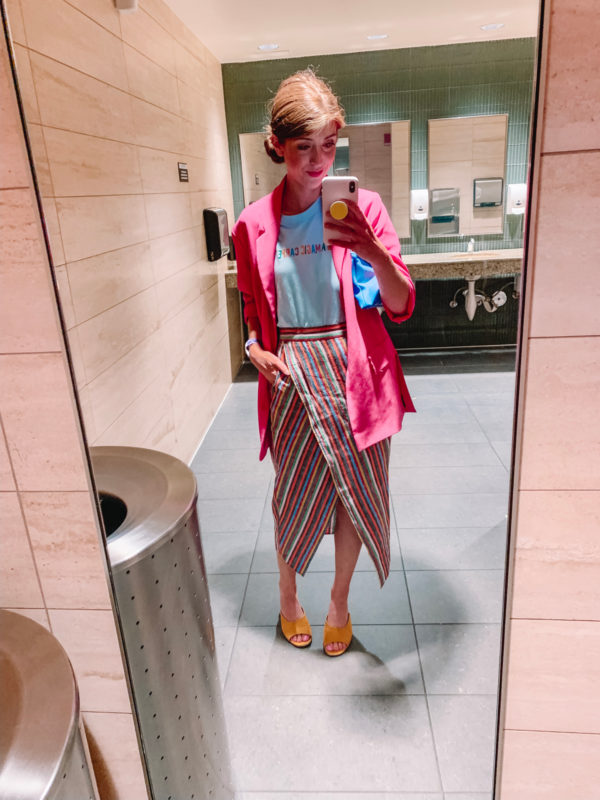 Colorful Work Outfit Ideas