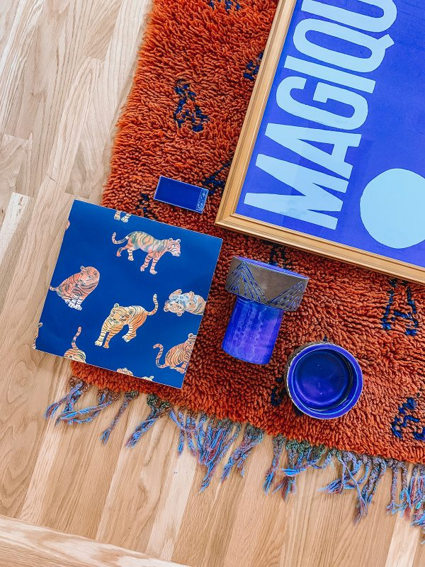 Bold + Colorful Wallpaper for Kids Rooms